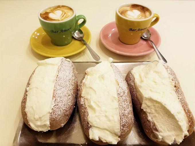 朝食にはローマ名物パン「マリトッツォ」がおすすめ