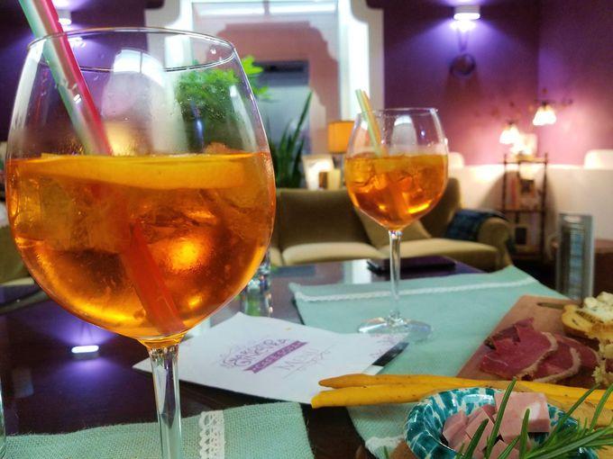 夕食前にイタリアのアペリティーヴォを楽しもう