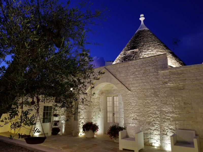 南イタリア・とんがり屋根の「アルベロベッロ」散策!夜写真もマスターしよう