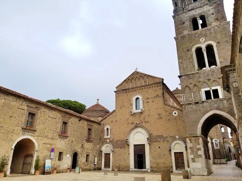 南イタリア文化遺産 9世紀から続く山頂の町「カゼルタヴェッキア」へ