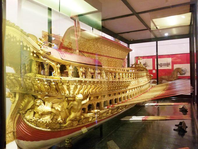 海運王国の繁栄を知る「ヴェネツィア海洋史博物館」