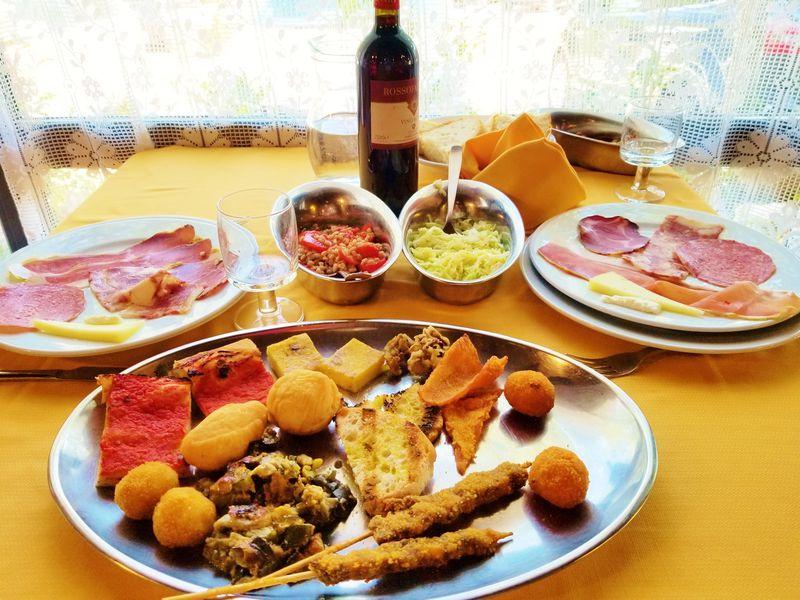 20ユーロで?ローマ近郊「ジョヴェンザノ」で肉ランチ!