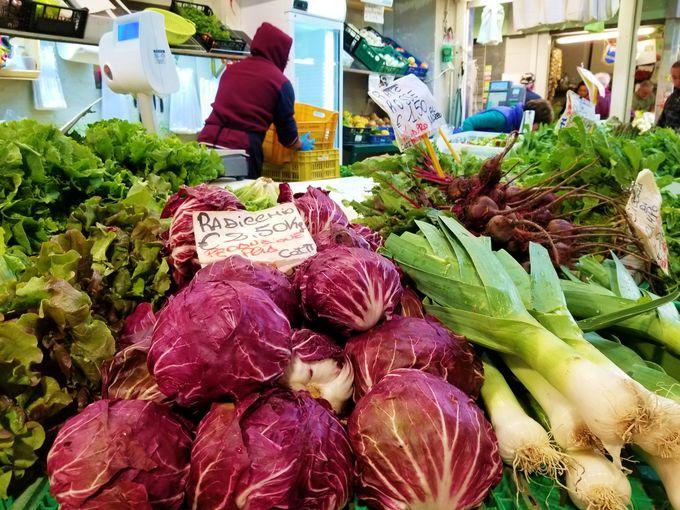 イタリア野菜をじっくり見るチャンス!