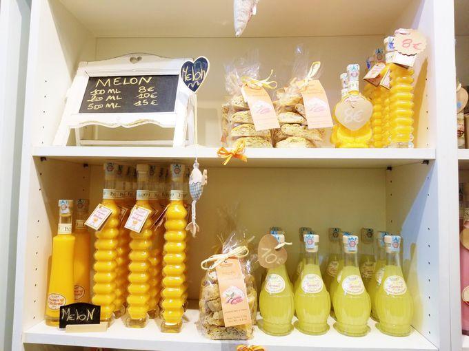 レモン以外の果実酒も充実しています