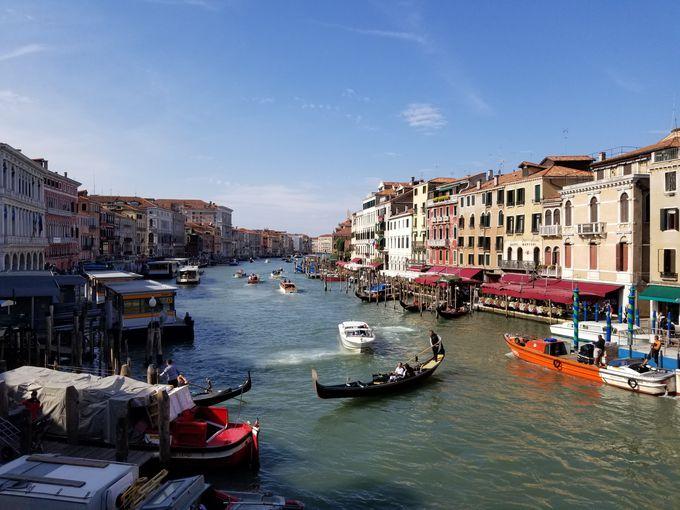 ヴェネツィアで定番!「サルデ・イン・サオール」