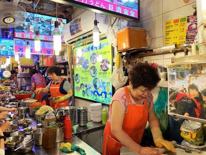 韓国通のIKKOさんイチオシ!「巨済食堂」
