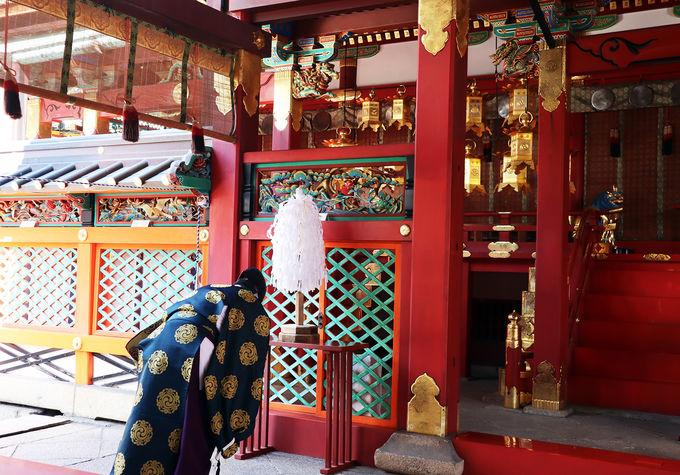 """石清水八幡宮の社殿を巡って""""隠された秘密""""を発見しよう!"""