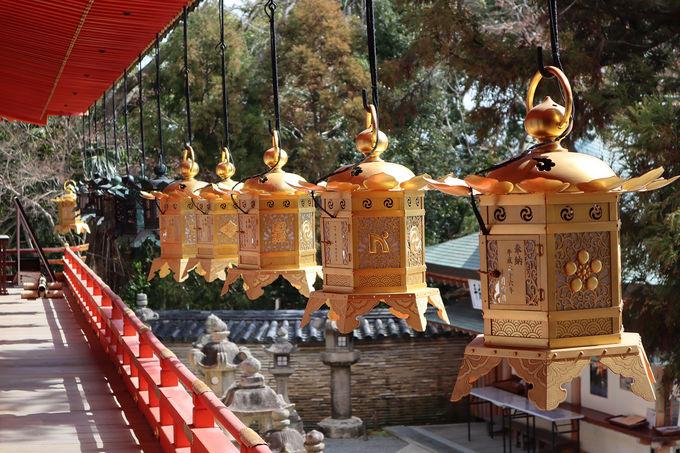 信長・秀吉・徳川家にもゆかりのある神社「石清水八幡宮」