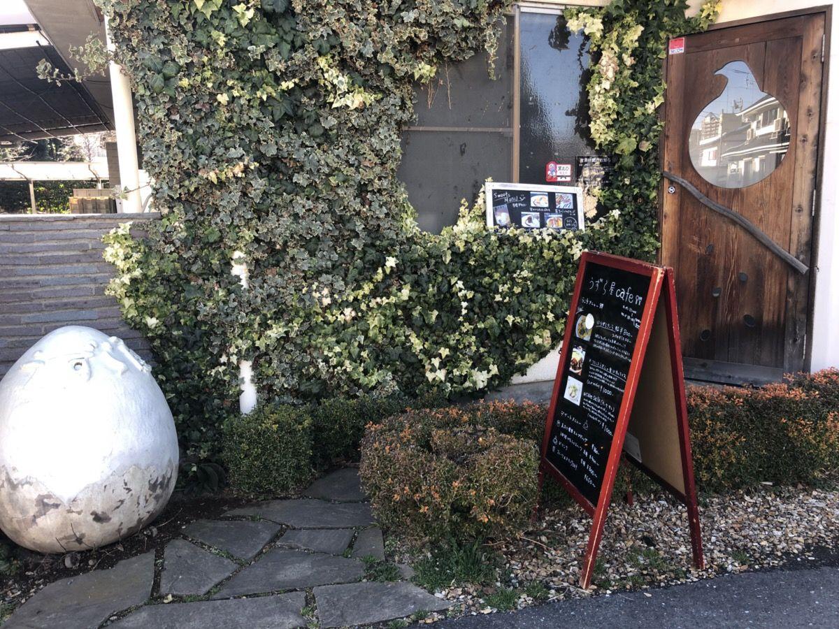 大きな卵がお出迎え!うずら農園による日本唯一のうずら専門店