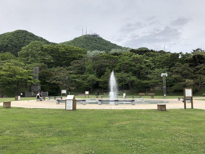 最終日:レトロで楽しい遊園地「函館山公園 こどものくに」で遊ぼう