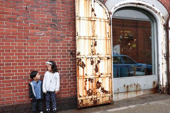 2日目午後:函館ベイエリアの象徴「金森赤レンガ倉庫」