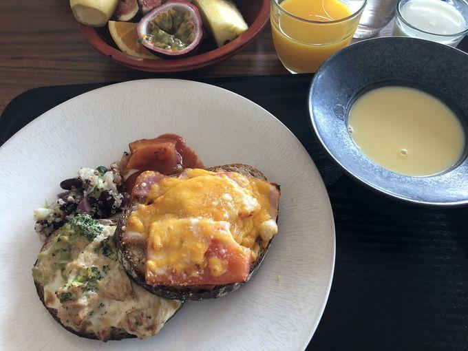 どっちにする?和食と洋食。選べる朝食