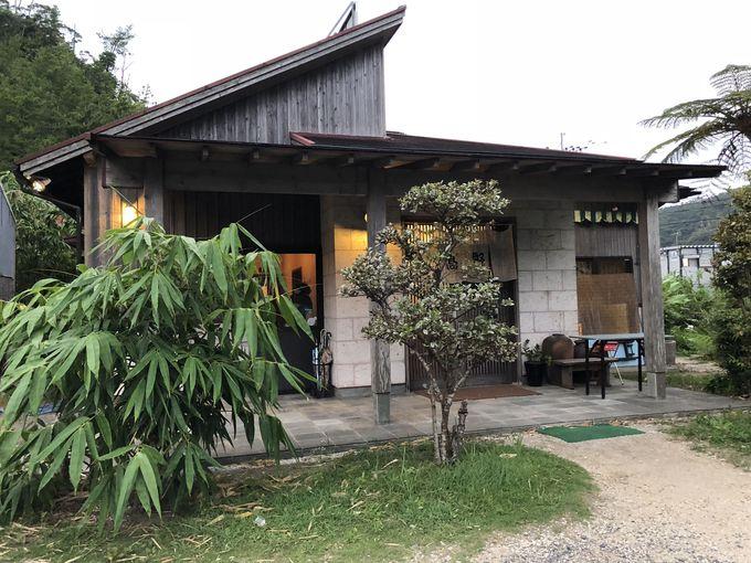 昭和初期のお豆腐屋さんをイメージした懐かしいお店