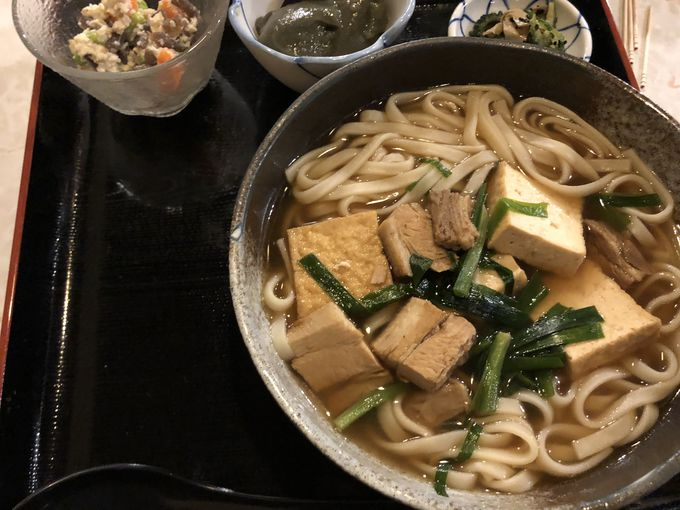 島豆腐を堪能できる多彩なメニュー!