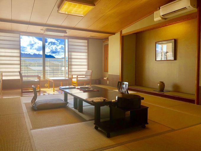 開放的な広々和室
