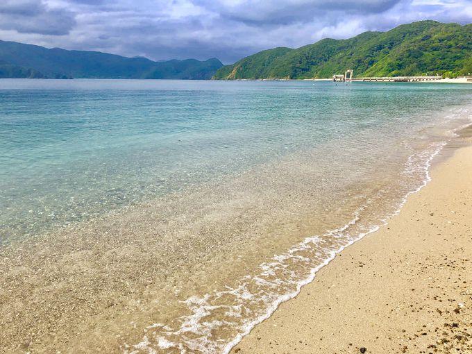 2日目:奄美大島の離島「加計呂麻島」へ