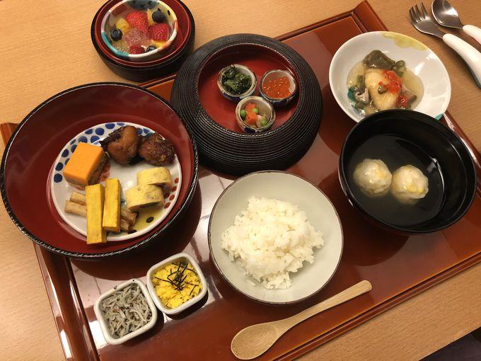 伊豆の旬な食材を使った和会席