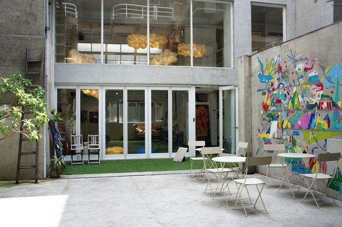 開放的な「オープンスペース」