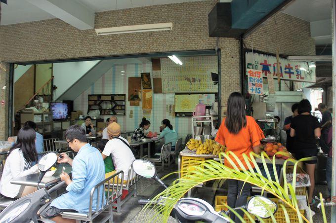 台鐵・屏東駅から徒歩圏内!フルーツジュースとかき氷のお店