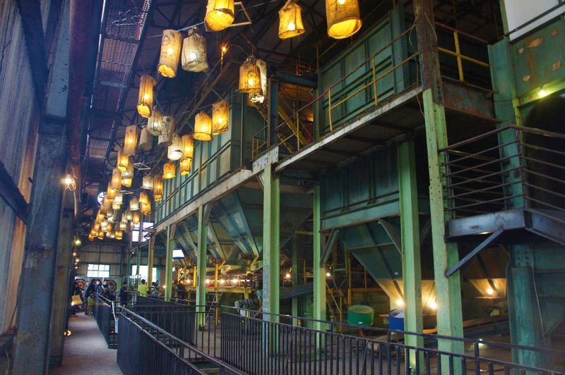 製糖工場をリノベーション!まるでジプリのような台南・芸術村「十鼓文化村」