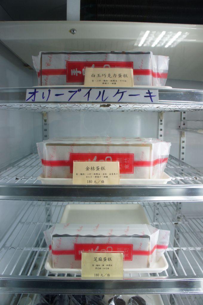 創業当初から人気「パン」や「オリーブオイルケーキ」