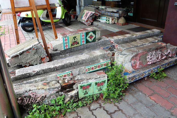 「和製マジョリカタイル」と「台湾花磚博物館」の歴史