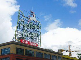 「ポートランド」アメリカ住みたい街No.1のおすすめ観光スポット