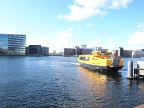 優雅な遊覧船気分をお手軽に!コペンハーゲン観光で便利な水上バス