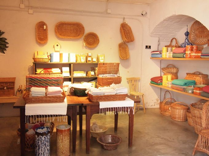 リスボン市内に4店舗を構えるセレクトショップ