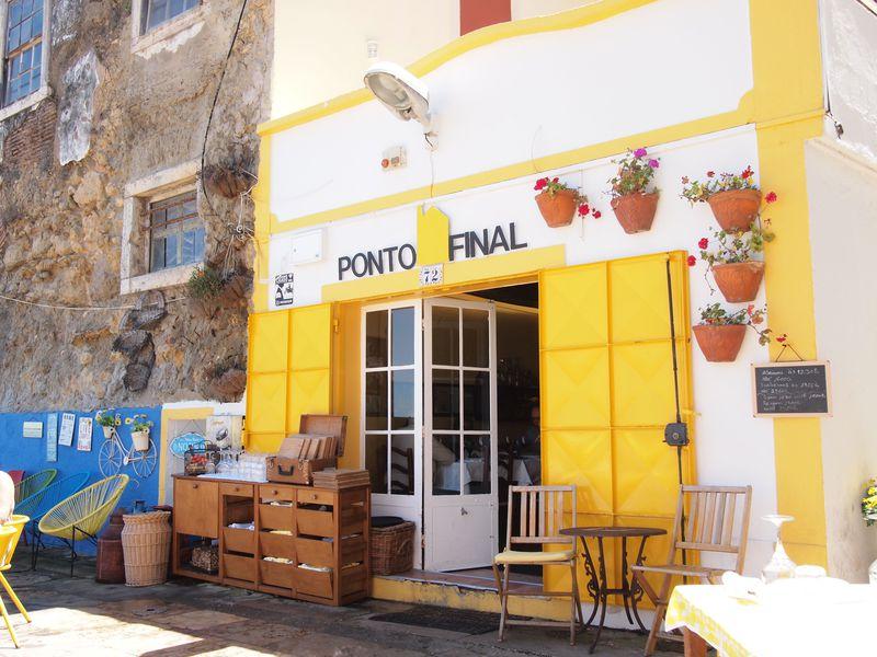 絶品料理と雄大な眺め!リスボン近郊のレストラン「Ponto Final」