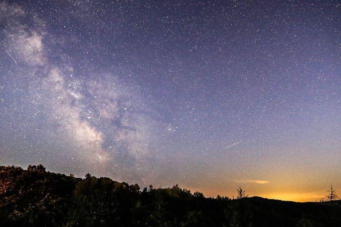 日本で数少ないオーロラを観測した天文台