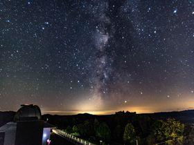 星が降る街!北海道陸別町「銀河の森天文台」から見る星空
