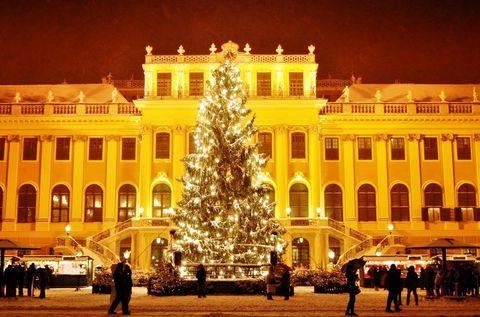 世界遺産の中でも開催!ウィーンのクリスマスマーケットガイド