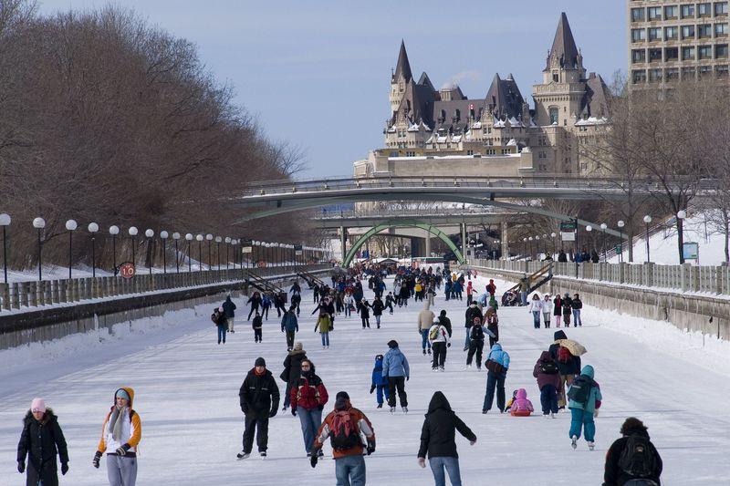 「ウィンタールード」世界遺産でスケートも!オタワ冬のイベントまとめ