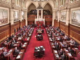 次は2029年以降!?カナダ・オタワの国会議事堂見学