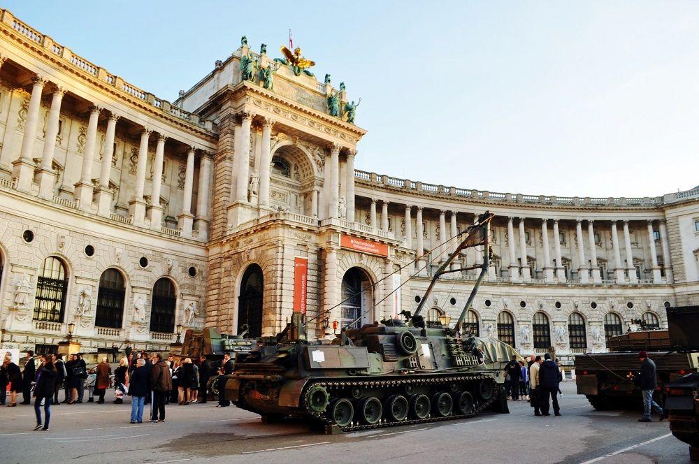 オーストリアの建国記念日、10月26日のイベントまとめ