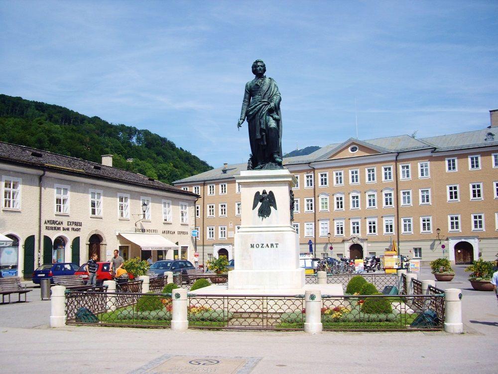 モーツァルトゆかりの地9選 彼の生涯をたどるオーストリアの旅