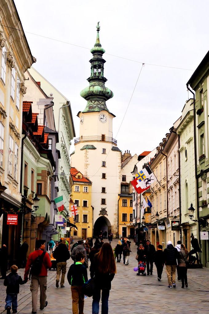 午後:旧市街の散策