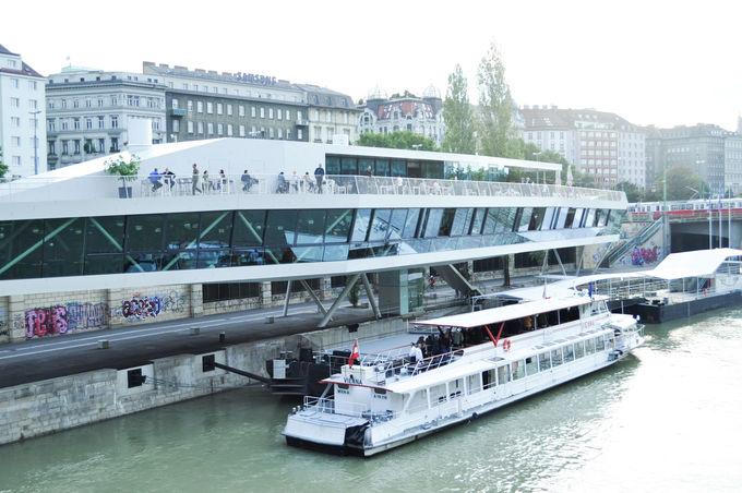 ウィーンとブラティスラヴァは、船やバスで日帰りも可能!