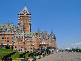 世界遺産ケベック・シティーの厳選おすすめスポットと楽しみ方
