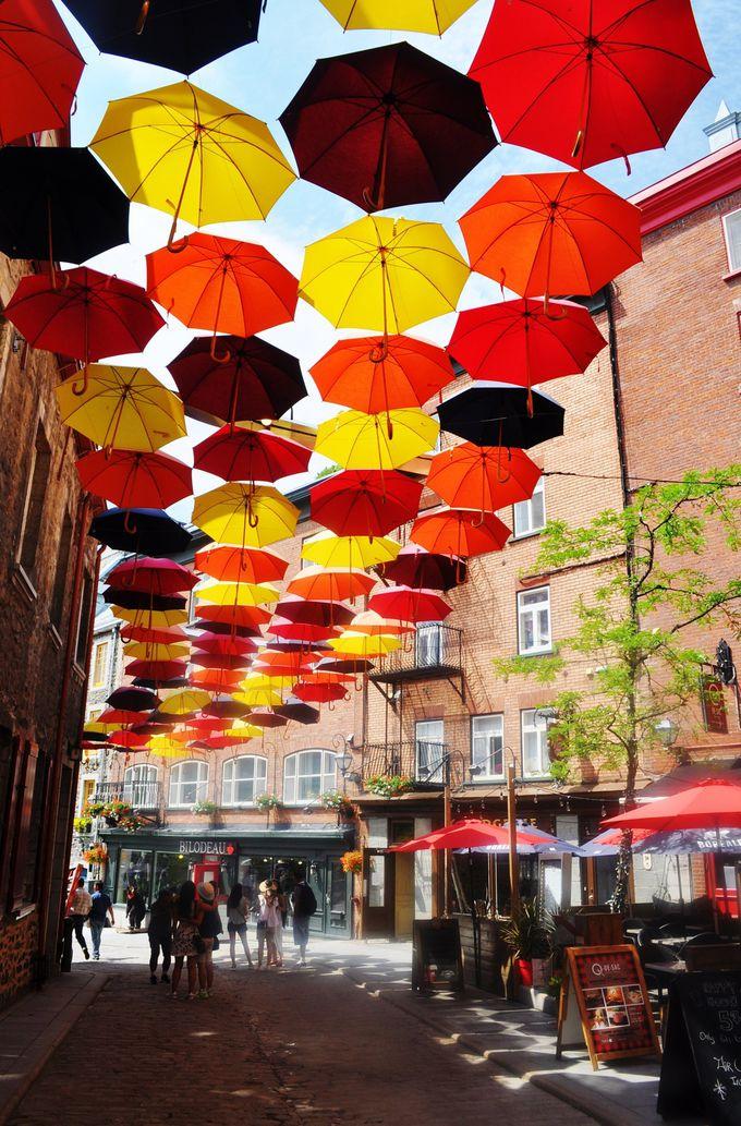 かわいい街並みが楽しめるロウアータウンもチェック!