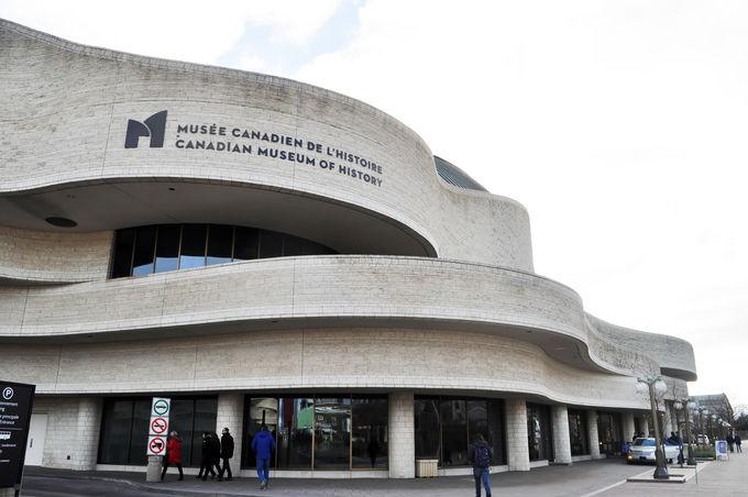 カナダ歴史博物館のオンラインプログラム