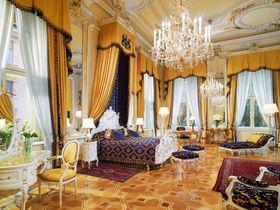 王皇族やセレブに愛される5つ星!ウィーン「ホテルインペリアル」