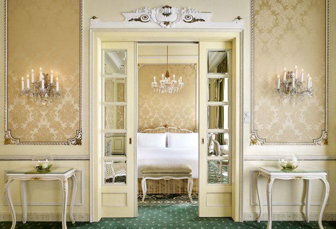 世界中の王皇族やセレブリティーにも愛され続けるホテル