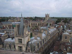 イギリスを代表する大学の街、ケンブリッジで歴史を感じよう!