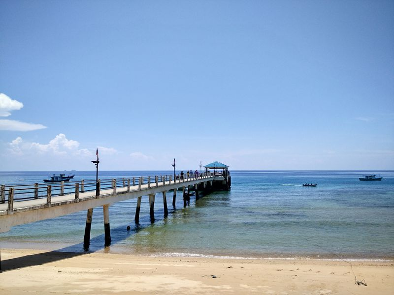 シンガポールから行く穴場リゾート、ティオマン島〜バスとフェリーでのんびりアクセス