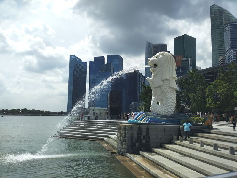 子連れで楽しむシンガポール!3泊5日モデルコース