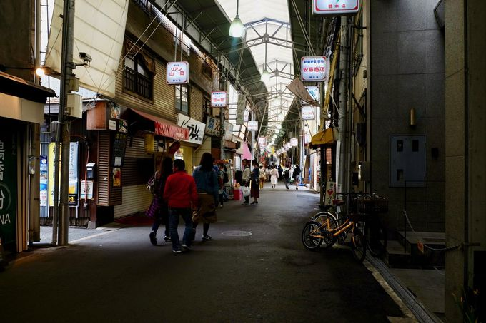 コリアンタウンだけじゃない!鶴橋巨大商店街