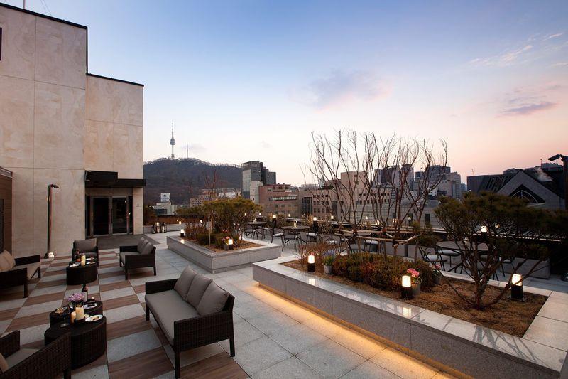 ソウル「G2 HOTEL Myeongdong」は立地抜群&ルーフトップバーも
