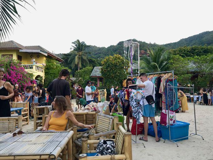 島のヒッピー文化を体験しよう!